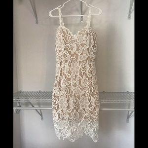 Goodnight Macaroon crocheted dress